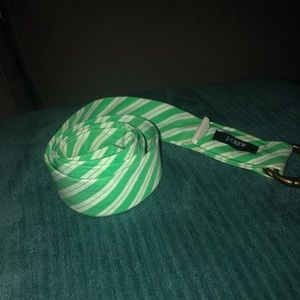 J. Crew Striped Belt